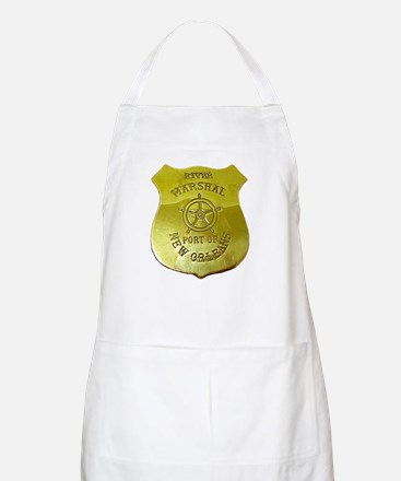 New Orleans Marshal BBQ Apron