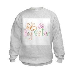 Big Sister T-shirt Sweatshirt