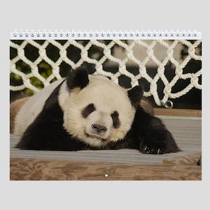 Panda Wall Calendar