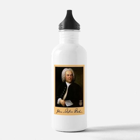 J.S. Bach Water Bottle