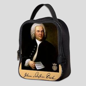 J.S. Bach Neoprene Lunch Bag