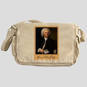 J.S. Bach Messenger Bag