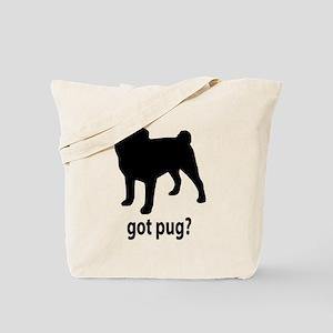 Got Pug? Tote Bag