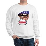 FlagMouth: FREEDOM Sweatshirt