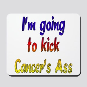 Kick Cancer's Ass ver2 Mousepad