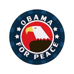 Obama For Peace 3.5