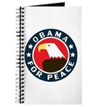 Obama For Peace Journal