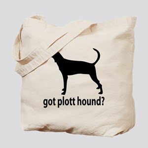 Got Plott Hound? Tote Bag