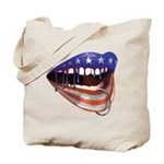 FlagMouth: [remix 2] Tote Bag