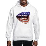 FlagMouth: [re1] Hooded Sweatshirt