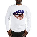 FlagMouth: [re1] Long Sleeve T-Shirt