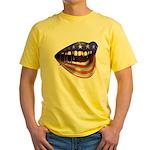 FlagMouth: [re1] Yellow T-Shirt