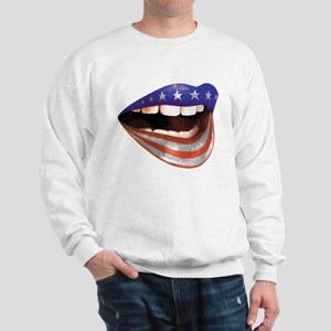 FlagMouth Sweatshirt