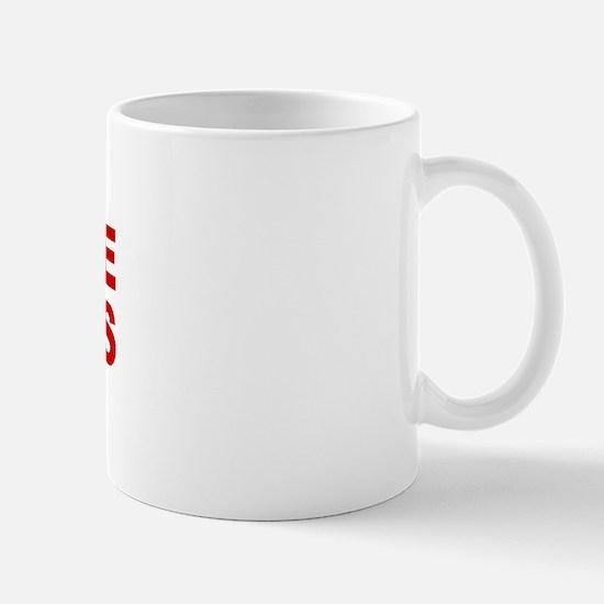 Don't Be Jealous Mug