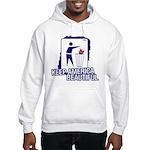 Keep America Beautiful: Dump Hooded Sweatshirt