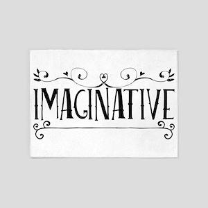 imaginative 5'x7'Area Rug
