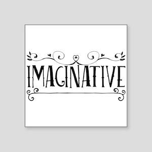 imaginative Sticker