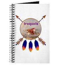 Native American Iroquois Journal