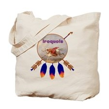 Native American Iroquois Tote Bag