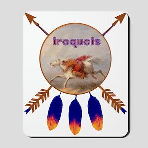 Native American Iroquois Mousepad