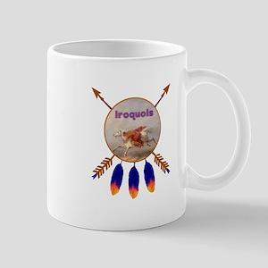 Native American Iroquois 11 oz Ceramic Mug