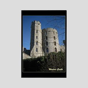 Windsor Castle - Rectangle Magnet