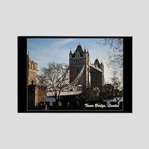 Tower Bridge - Rectangle Magnet