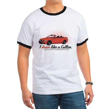 I drive like a Cullen - Rosal Ringer T