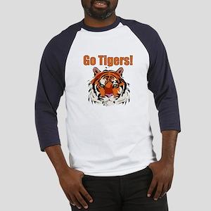 Go Tigers! Baseball Jersey