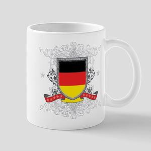 Deutschland Shield Mug