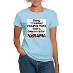 Teleprompter Women's Light T-Shirt