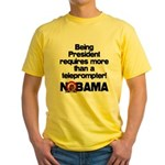 Teleprompter Yellow T-Shirt