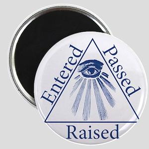 Entered Passed Raised Magnet