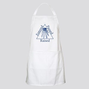 Entered Passed Raised BBQ Apron