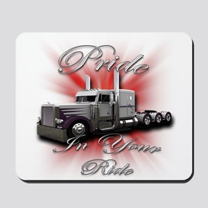 Pride In Ride 4 Mousepad