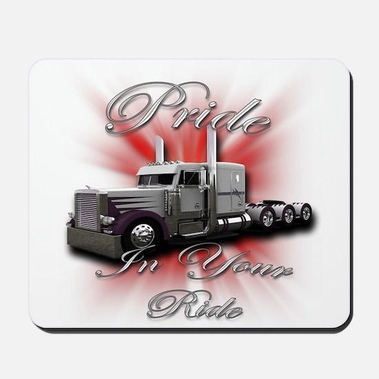 Pride In Ride 4 Mousepad