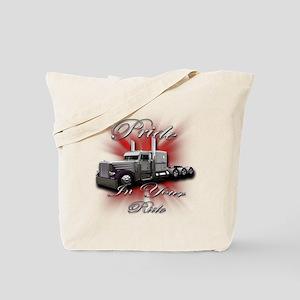 Pride In Ride 4 Tote Bag