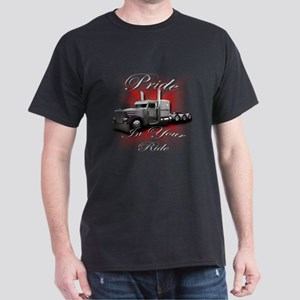 Pride In Ride 4 Dark T-Shirt