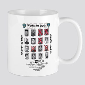 Wanted for Murder Mug