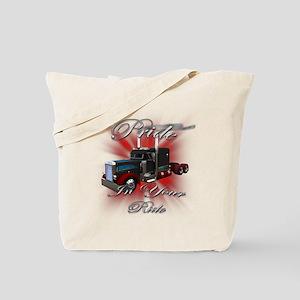 Pride In Ride 3 Tote Bag