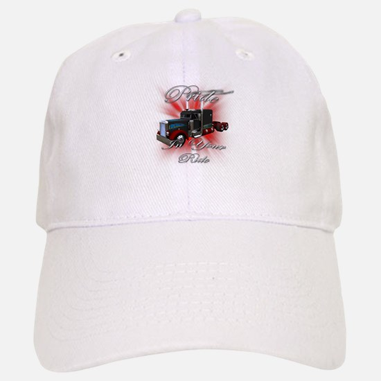 Pride In Ride 3 Baseball Baseball Cap