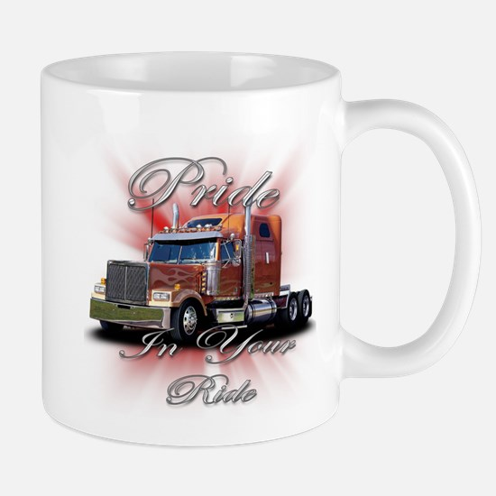 Pride In Ride 2 Mug
