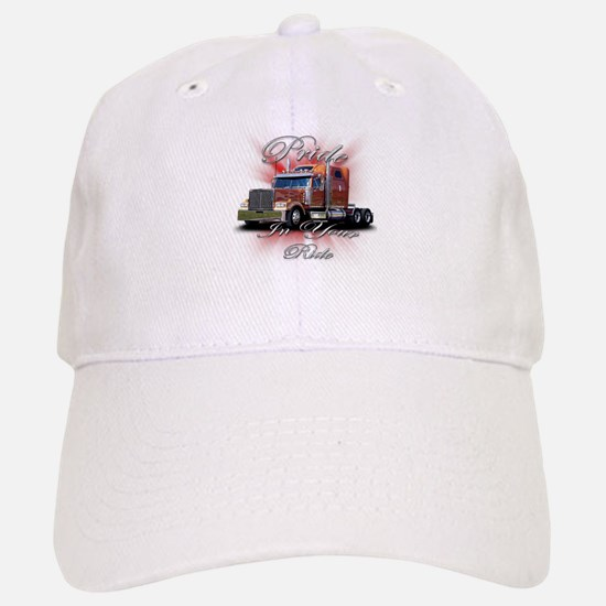 Pride In Ride 2 Baseball Baseball Cap