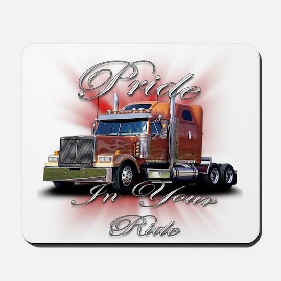 Pride In Ride 2 Mousepad