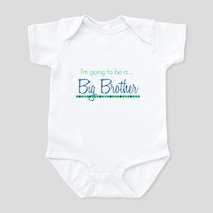 Big Brother Modern Infant Bodysuit