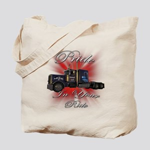 Pride In Ride 1 Tote Bag