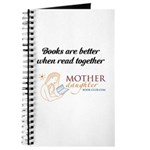 Mother Daughter Book Club Journal