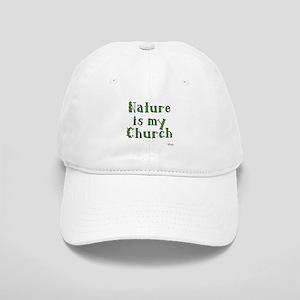 Nature is my Church Cap