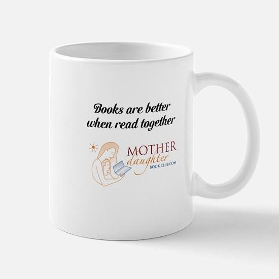 Mother Daughter Book Club Mug