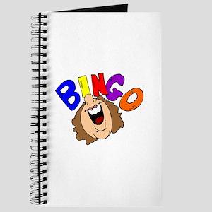 Calling Bingo Journal